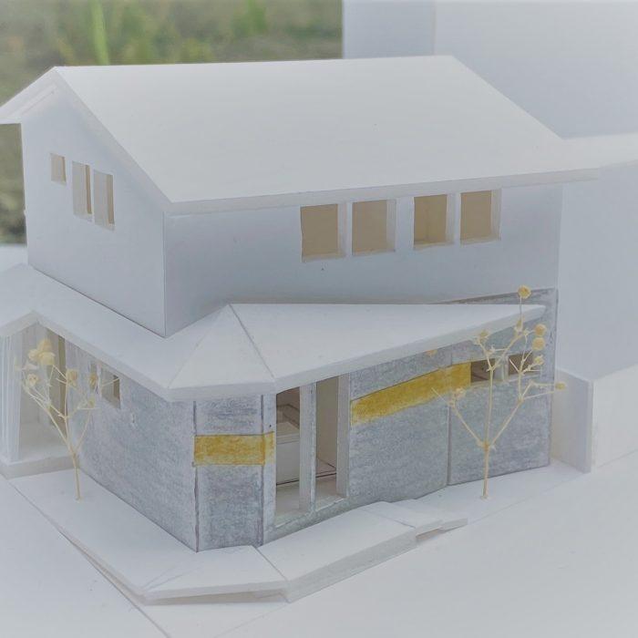 「その人」を表す住まいとお店をデザインする--玉川学園の計画です