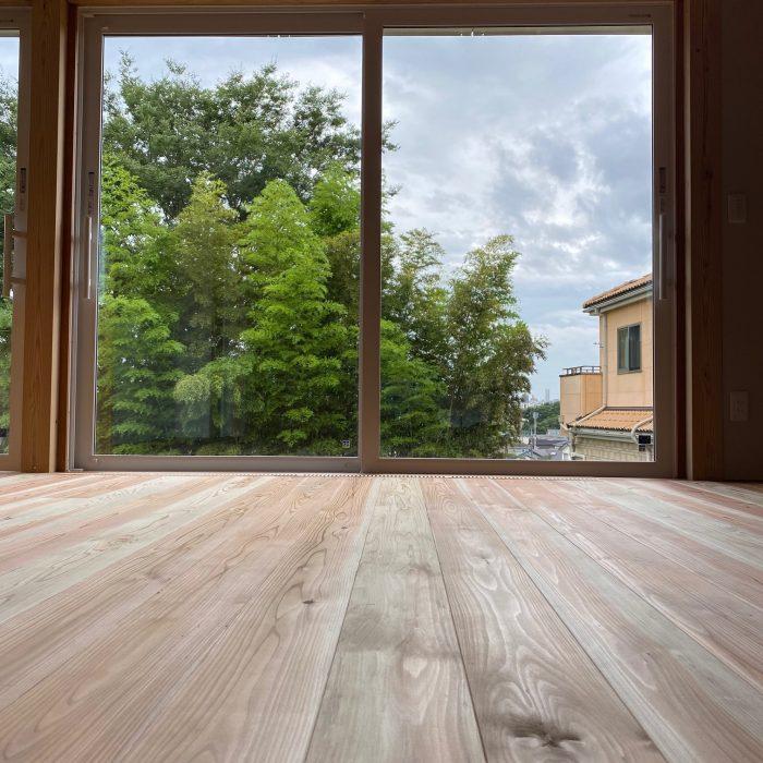 杉の床材はお好きですか?メリット、デメリット?とは