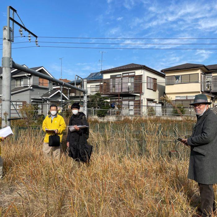 建築家・難波和彦さん設計、鈴木工務店施工による集合住宅のプロジェクトが始まります
