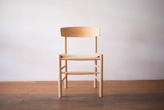 ボーエ・モーエンセンがつくる市民の家具