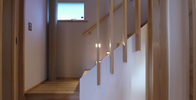 階段ダクト
